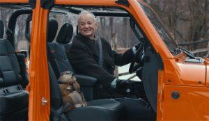 Bill Murray vuelve a quedarse atrapado en el Día de la Marmota en este nostálgico spot para Jeep