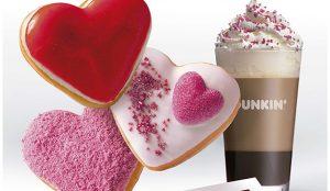 Dunkin' invita a liberar el amor por San Valentín