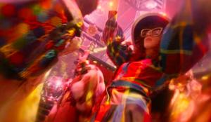 Gucci celebra una fiesta psicodélica y surrealista para el lanzamiento de una colección especial