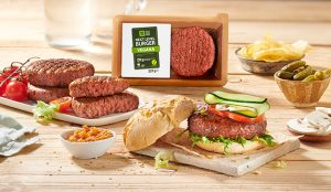 Lidl se convierte en el primer supermercado que lanza una hamburguesa de