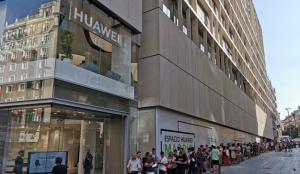 Huawei presentará sus nuevos productos en Madrid tras la cancelación del MWC 2020