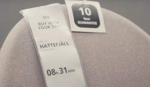 En esta tienda de IKEA podrá dejarse el monedero en casa y pagar con su tiempo