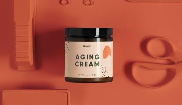 images aging cream