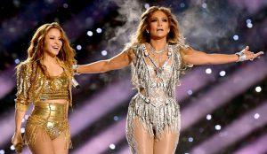 No solo arrasan en la Super Bowl: estos son los números de los que presumen Jennifer López y Shakira en Spotify