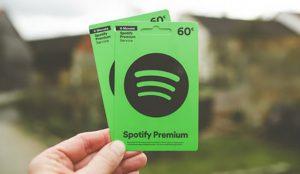Spotify incluye en su plataforma letras de canciones en tiempo real