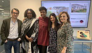 Desayuno solidario de OmnicomPublicRelationsGroup para colaborar en la lucha contra la mutilación genital femenina