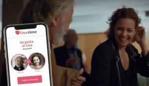 La nueva campaña de Ourtime pone en valor las relaciones de las personas mayores de 50