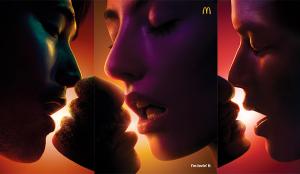En este tórrido anuncio de McDonald's nada es lo que parece