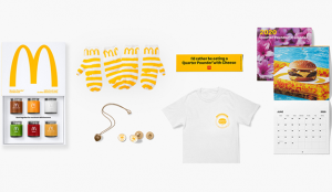 McDonald's lanza merchandising inspirado en su popular cuarto de libra