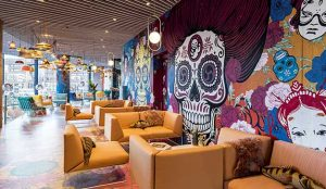 nhow Amsterdam RAI se convierte en el centro social y multicultural de la ciudad