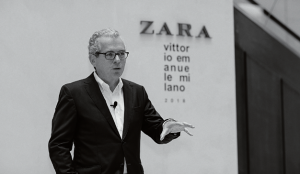 Pablo Isla, presidente de Inditex, el mejor CEO de la década según Forbes