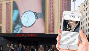 De las vallas publicitarias de carretera a la Inteligencia Artificial, la evolución de la publicidad exterior
