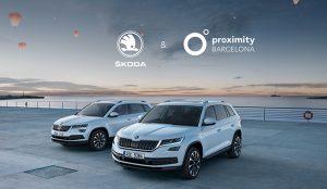 Proximity Barcelona gana el concurso de Škoda