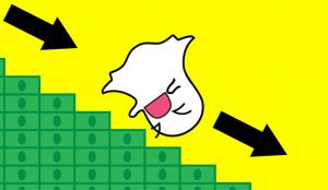 Snapchat ve finiquitada su buena racha y se hunde más de 10% en la bolsa