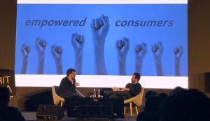 Enric Jové y Genís Roca hablan de tecnología y su impacto en marcas y consumidores en Tech Spirit Barcelona