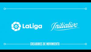Initiative se convierte en la nueva agencia de medios de LaLiga