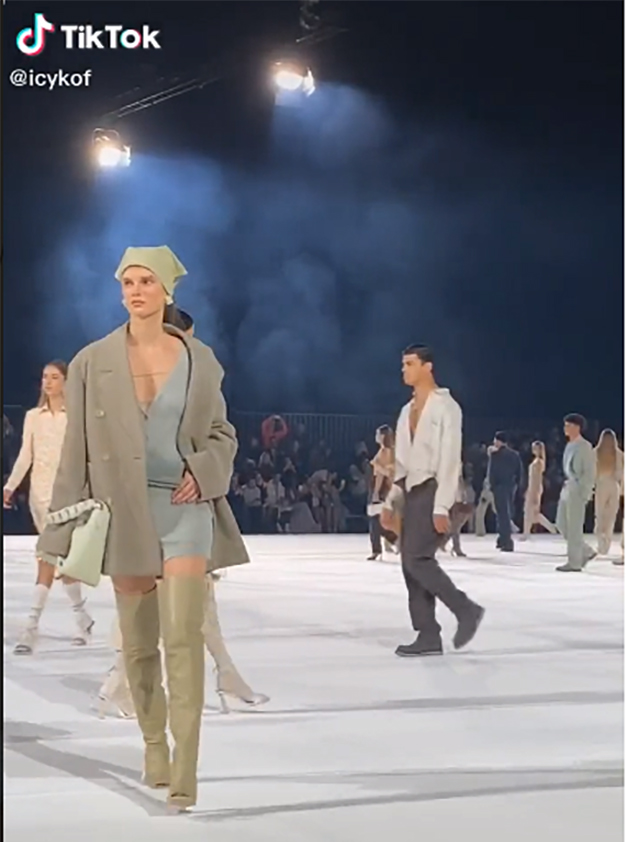 tiktok moda