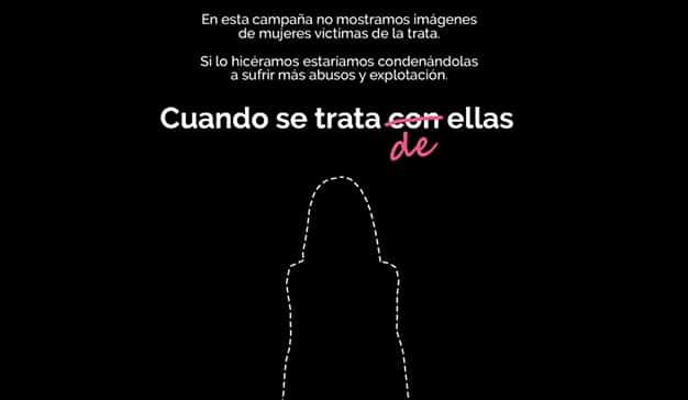 trata de mujeres