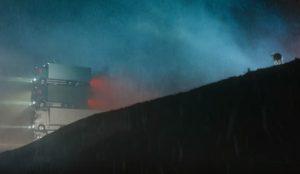 Volvo crea un monstruo hecho con sus camiones para lanzar su nueva campaña