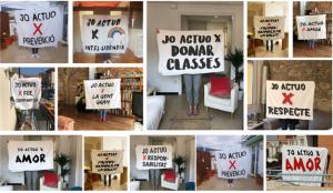 #Joactuo, la campaña que apela a la solidaridad vecinal en tiempos de coronavirus