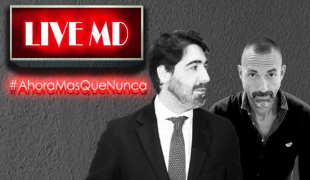 LIVE MD con Agustin Vivancos y German Silva #AhoraMásQueNunca