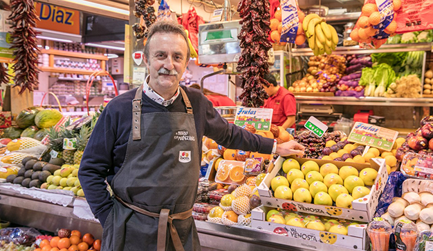 Val Venosta lleva 'El Paraíso de las Manzanas' a televisión, mercas y fruterías