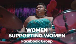 Facebook aprovecha su grupo Drummergirls United para lanzar una campaña dedicada a las mujeres