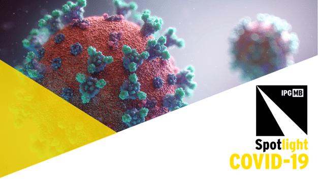 IPG Mediabrands impacto coronavirus