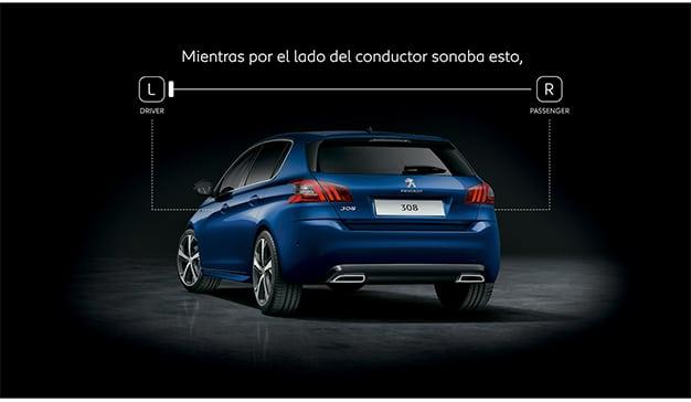 Peugeot campaña