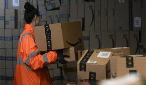 El coronavirus obliga a Amazon a reforzar su plantilla con 100.000 empleados