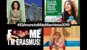 Estas son las 4 campañas finalistas a #ElAnuncioMásMachista de 2019