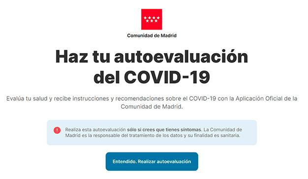 autoevaluacion covid-19