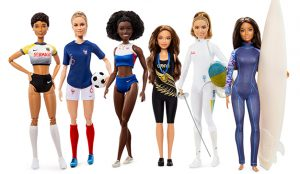 Barbie se alía con tres deportistas españolas que han roto barreras para inspirar a las niñas a soñar sin límites