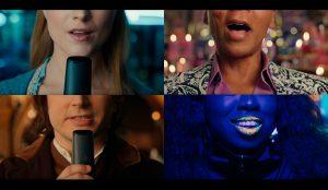 ¿Reconoce las bocas de estas celebrities protagonistas de la nueva campaña de AT&T?
