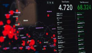 Corona Report: el consumo de televisión, redes sociales y búsquedas en Google a tiempo real