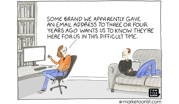 comunicación de marca