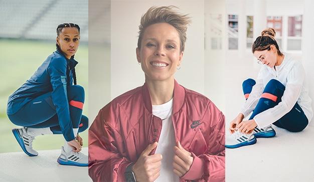 deportistas mujeres