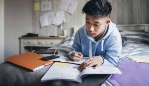 Las triquiñuelas de los estudiantes de Wuhan para