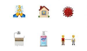 Ya están aquí: los emojis que nos pide el cuerpo (y el móvil) en tiempos de coronavirus