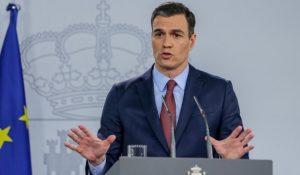 La comparecencia de Pedro Sánchez para decretar el estado de alarma bate el récord histórico de audiencia