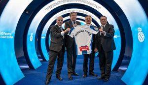 Estrella Damm y el RCD Espanyol renuevan su acuerdo de patrocinio hasta 2023