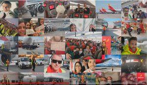 Iberia repatria a más de 6.000 personas solo en vuelos especiales