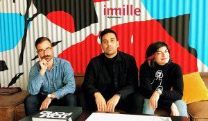 Imille España incorpora a Andrea Lofrano y Chris Peterson, y promociona a Álvaro Márquez