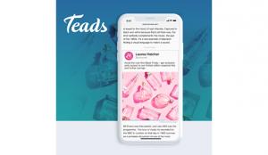 Teads presenta Inread Social, una potente extensión para anunciantes de campañas en redes sociales
