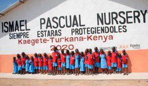 La Fundación Vipeika inaugura un centro en Kenia en honor al fallecido ejecutivo de Coca-Cola Ismael Pascual
