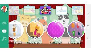 Lingokids  integra sus contenidos en inglés para niños en la nueva app Kids Play de Movistar Emoción