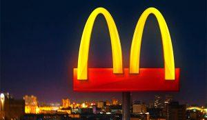 Así cambian McDonald's, Burger King, Coca-Cola y Audi sus logos para parar los pies al COVID-19