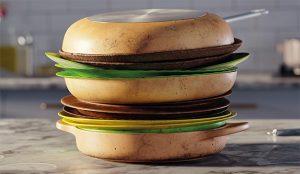 McDonald's o el placer de escaquearse de lavar los platos