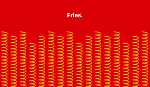 En esta sabrosa campaña querrá zamparse los (casi comestibles) arcos amarillos de McDonald's