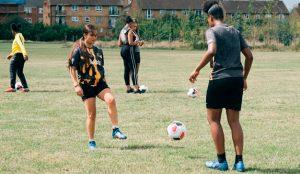 Nike apuesta por el fútbol que ayuda a dar un giro en la vida de las personas más vulnerables